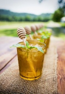 Super Cocktail with Honey